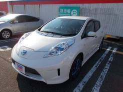 Nissan Leaf. автомат, передний, электричество, 36 000тыс. км, б/п. Под заказ
