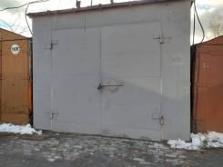 Гаражи металлические. улица Морозова Павла Леонтьевича 113, р-н Индустриальный, 24кв.м., электричество, подвал.