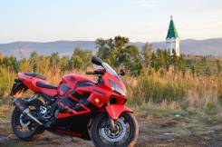 Honda CBR 600F4i. 600куб. см., исправен, птс, с пробегом