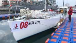 Парусная яхта Nelson Marek 40. Длина 12,29м., 1992 год год