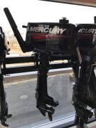Mercury. 5,00л.с., 2-тактный, бензиновый, нога S (381 мм), 2018 год год