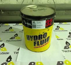GS Oil Hydro. Вязкость H 32