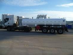 Дизель-ТС. ППЦ для перевозки серной кислоты 14м3, 17 223кг. Под заказ