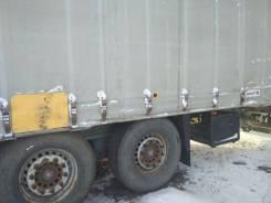Schmitz. Продам полуприцеп шмитц 2004г , штора , оси саф, дисковые тормоза, коники,, 39 000кг.