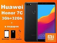 Huawei Honor 7C. Новый, 32 Гб, 3G, 4G LTE