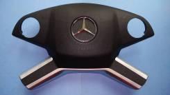 Подушка безопасности водителя. Mercedes-Benz GL-Class, W164, W166, X164, X166, X164.886, X164.824, X164.823, X166.824, X166.873, X166.872, X164.825, X...