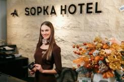Менеджер службы приема и размещения гостей. Отель SOPKA. Улица Кавказская 20