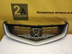 Решетка радиатора. Honda Accord, CL7, CL9, CM2 Honda Accord Tourer Двигатели: K20A, K20A6, K20Z2, K24A, K24A3, N22A1