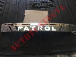 Накладка на дверь. Nissan Patrol, Y62 Двигатель VK56VD