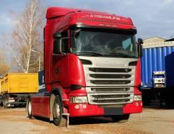 Scania. Тягач R400 LA4X2HNA пробег 304 000 км 2015 год, 12 777куб. см., 10 754кг., 4x2