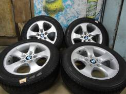 """Продам Стильные Фирменные колёса BMW X3 Z4+Лето 235/55R17. 8.0x17"""" 5x120.00 ET46"""