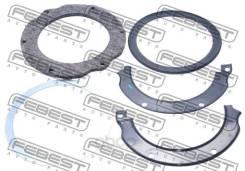 Ремкомплект сальников поворотного кулака Febest арт. TOSLC70
