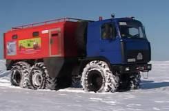 Двина, 2018. Снегоболотоход, 2 700куб. см., 1 500кг., 3 000кг.