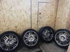 "Комплект колес с хромированными дисками R20. 8.5x20"" 5x114.30 ET30 ЦО 75,0мм."
