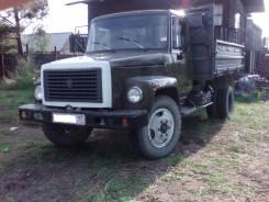 ГАЗ 3507-01. ГАЗ-САЗ 350701, 3 000куб. см., 5 000кг., 4x2