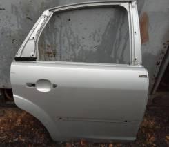 Дверь задняя правая Форд Фокус 2 до рестаил