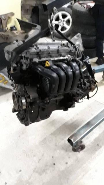 Контрактный (б у) двигатель Toyota Auris 08 г 1ZR-FE 1.6 л. 16v VVT-i