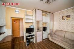 1-комнатная, улица Проселочная 4. Снеговая, проверенное агентство, 27кв.м.