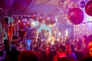 Новогодние корпоративы в клубе Cuckoo, ресторанах БабМаша и Crust