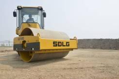 Sdlg. Каток грунтовый SDLG RS7120 полный привод, Volvo, 4 038куб. см.