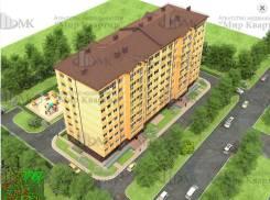 1-комнатная, улица Комсомольская 25. Центр (новострой, кухня- 14 кв.м., лоджия 7,5 метра, согласан на ИПОТЕКУ), агентство, 45кв.м.