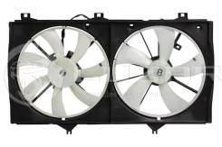 Э/вентиляторы с кожухом (2 вент.) для а/м Toyota Camry (07-) 2.4i LFK1918