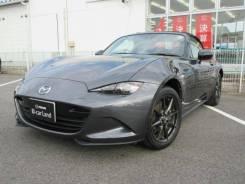 Mazda Roadster. механика, задний, 1.5 (131л.с.), бензин, 52 000тыс. км, б/п, нет птс