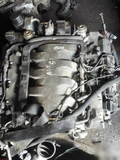 Двигатель Мерседес 5.0л. V8 113960 W220 W215 W263