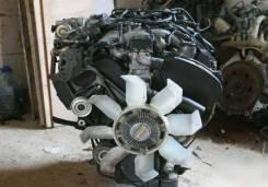 Двигатель 6G74 3.5Л Mitsubishi pajero