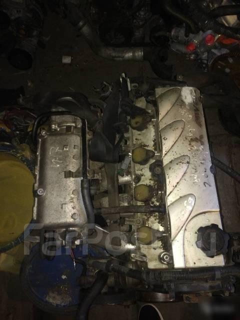 Двигатель 4G69 Митсубиси Галант Аутлендер