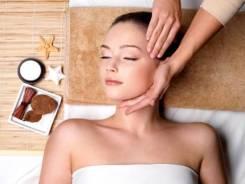 Комбинированная чистка лица, пилинг, ультразвуковая чистка, массаж.