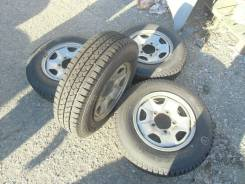 "Резина на дисках Bridgestone Blizzak VL1. x14"" 5x130.00"