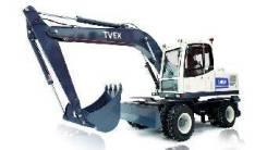 Многоцелевой экскаватора TVEX 140 W, аренда