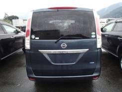 Дверь багажника. Nissan Serena, C26, FC26, FNC26, FNPC26, FPC26, HC26, HFC26, NC26