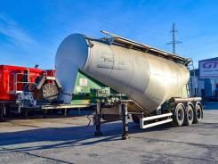 OKT Trailer. Полуприцеп-цистерна (цементовоз) 2012 г/в, 28 000кг.