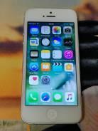 Apple iPhone 5. Б/у, 64 Гб, Белый, 3G