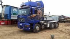 MAN F2000. Продам седельный тягач Comandor, 12 800куб. см., 26 000кг., 6x4