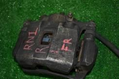 Суппорт тормозной. Honda Stream, RN4, RN1, RN3, RN5 Honda Civic Двигатели: D17A, D17A2, K20A, K20A1, K20B, 4EE2, D14Z5, D14Z6, D15Y3, D16V1, D16V3, D1...