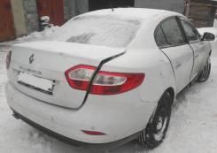 Renault Fluence. VF1LZBR0545846714