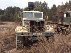 Краз 255. Продам лесовоз-роспуск, манипулятор, КРАЗ-255, 20 000кг., 6x6