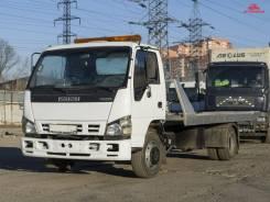 Isuzu. Эвакуатор АЭ-4349SE 2008 года, 5 193куб. см., 3 995кг., 4x2