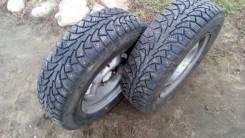 """Два зимних колеса. x13"""""""
