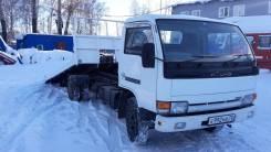 Nissan Atlas. Продаётся эвакуатор со сдвижной платформой бп по РФ, 4 600куб. см., 4 000кг., 4x2