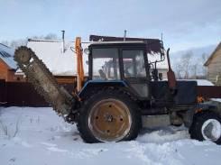 Трактор МТЗ 82 бара
