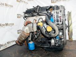 Двигатель 2,5 л 133 лс D4CB