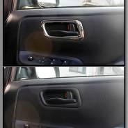 Накладка на ручку двери. Toyota Voxy, ZRR80, ZRR80G, ZRR80W, ZRR85, ZRR85G, ZRR85W, ZWR80, ZWR80G, ZWR80W Toyota Noah, ZRR80, ZRR80G, ZRR80W, ZRR85, Z...