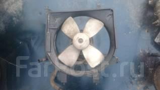 Вентилятор охлаждения радиатора. Mazda Demio, DW, DW3W, DW5W Двигатели: B3E, B3ME, B5E, B5ME