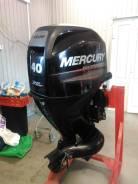 Mercury. 40,00л.с., 4-тактный, бензиновый, нога L (508 мм), 2012 год год