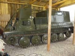 ГАЗ 71. Продается гусеничный вездеход ГАЗ-71 (ГТС), 4 500куб. см., 4 800,00кг.