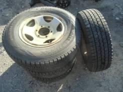 "Резина на дисках Dunlop Wintermaxx. x15"" 6x139.70"